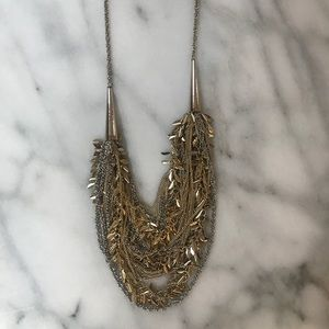 Kendra Scott Mixed Metal Chain Necklace
